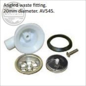 Waste Fitting - Water & Waste