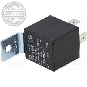 Water Tap 12v Relay - 12V and 240V Components
