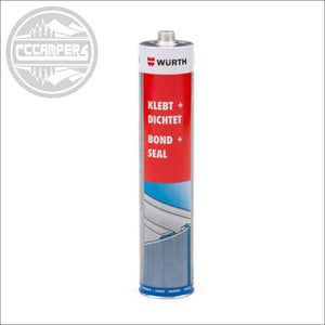 WURTH Bond and Seal Structural Adhesive 300ml - CCCAMPERS