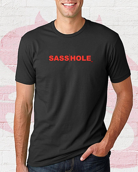 SASS|HOLE™ T-Shirt