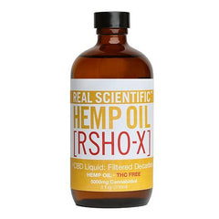 Real Scientific Hemp Oil