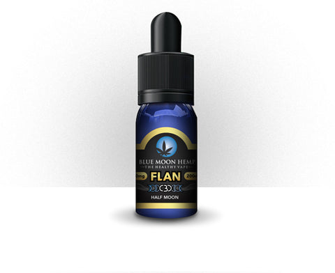 Blue Moon Hemp CBD and Hemp Oil Vape E-Liquid 200mg