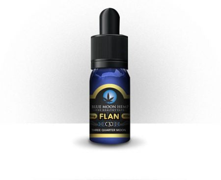 Blue Moon Hemp CBD Vape Oil 300's