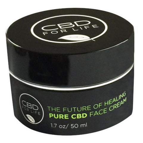 CBD For Life Pure CBD Face Cream