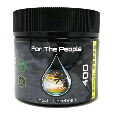 CBD For The People Unrefined Salve - 400mg