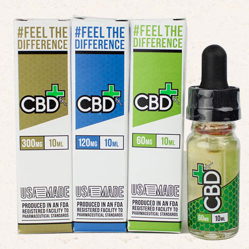 CBDfx Hemp Vape Additive CBD Oil