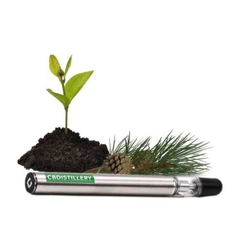 CBDistillery 200mg Disposable CBD Vape Pen