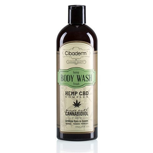 Cibaderm Body Wash