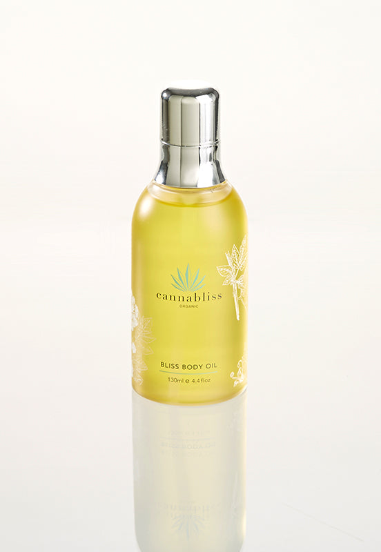 Cannabliss Organic Bliss Body Oil