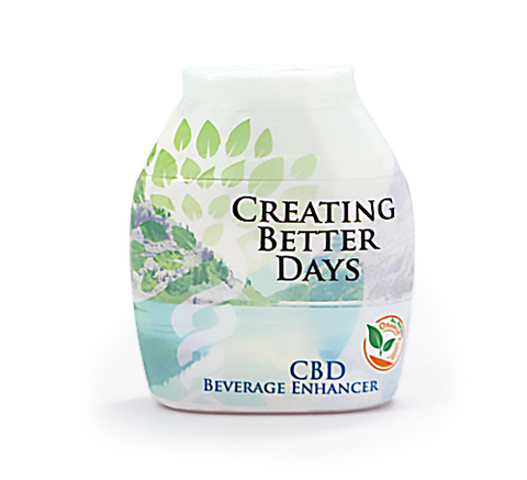 Creating Better Days CBD Beverage Enhancer + Vitamin C - 200mg