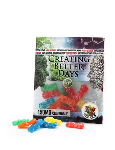 Creating Better Days CBD Kind Kids Gummies