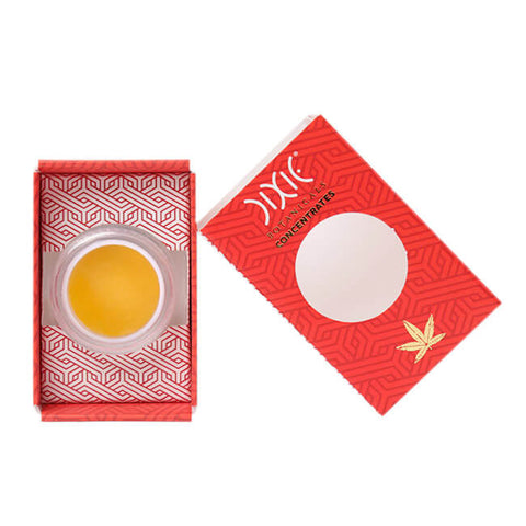 Dixie Botanicals CBD Dab Oil