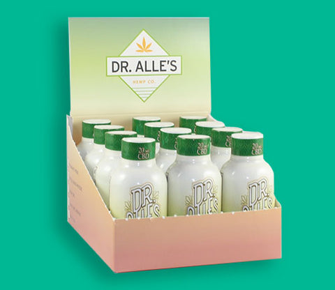 Dr. Alle's Hemp Co. - Hemp Shots - 20mg