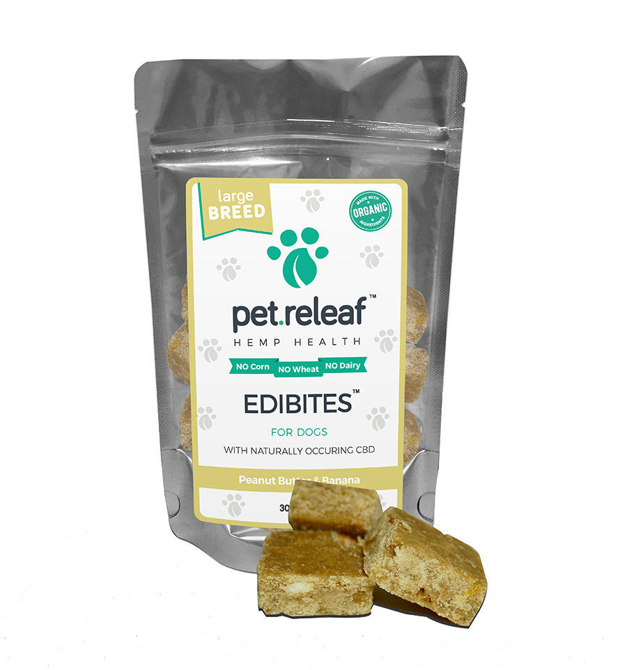 Elixinol CBD Dog Treats for Large Breeds