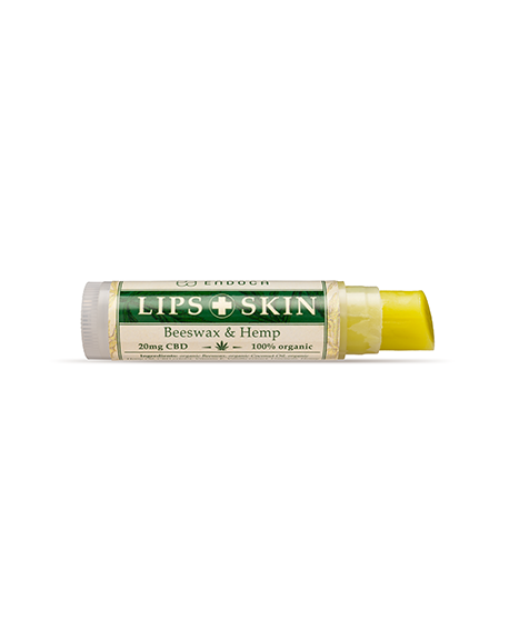 Endoca CBD Lips + Skin Balm 20mg CBD