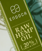 Image of Endoca RAW Golden Hemp Oil Paste 2000mg or 3000mg CBD + CBDa