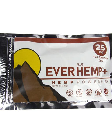Livity Foods - EVER HEMP+ - Meal Nutrition CBD Bar 25mg