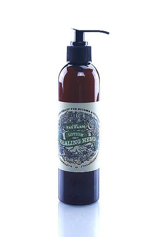 The Fay Farm Healing Hemp Lotion