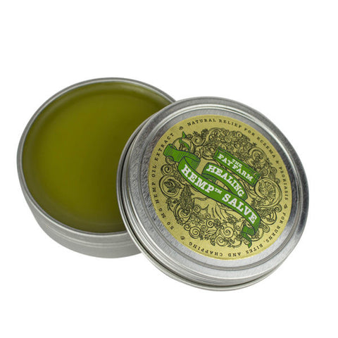 The Fay Farm Healing Hemp Salve