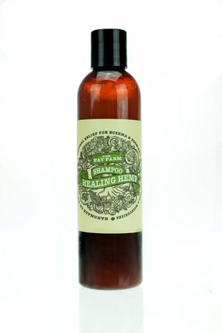 The Fay Farm Healing Hemp Shampoo