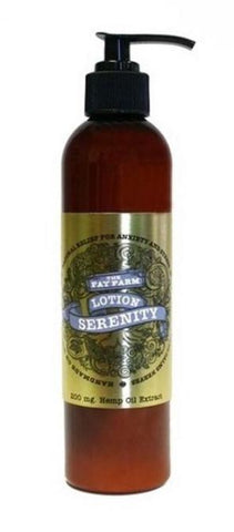 The Fay Farm Serenity Lotion