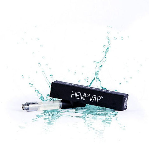 HempVap Unflavored CBD Hemp Oil Vape Atomizer