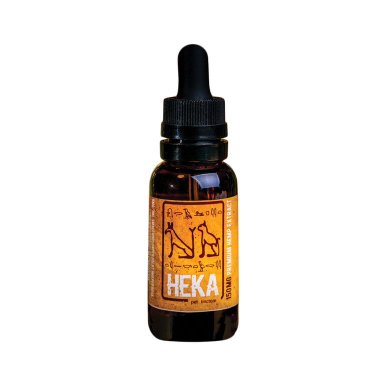 Heka Hemp Company Oral Pet Tincture 150mg