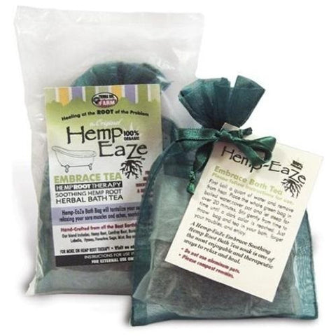 Hemp-EaZe Embrace Herbal Bath Tea - 3 Pack