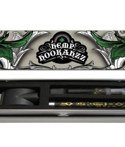 Hemp Hookahzz:  CBD Rechargeable E-Cig Kit 500mg
