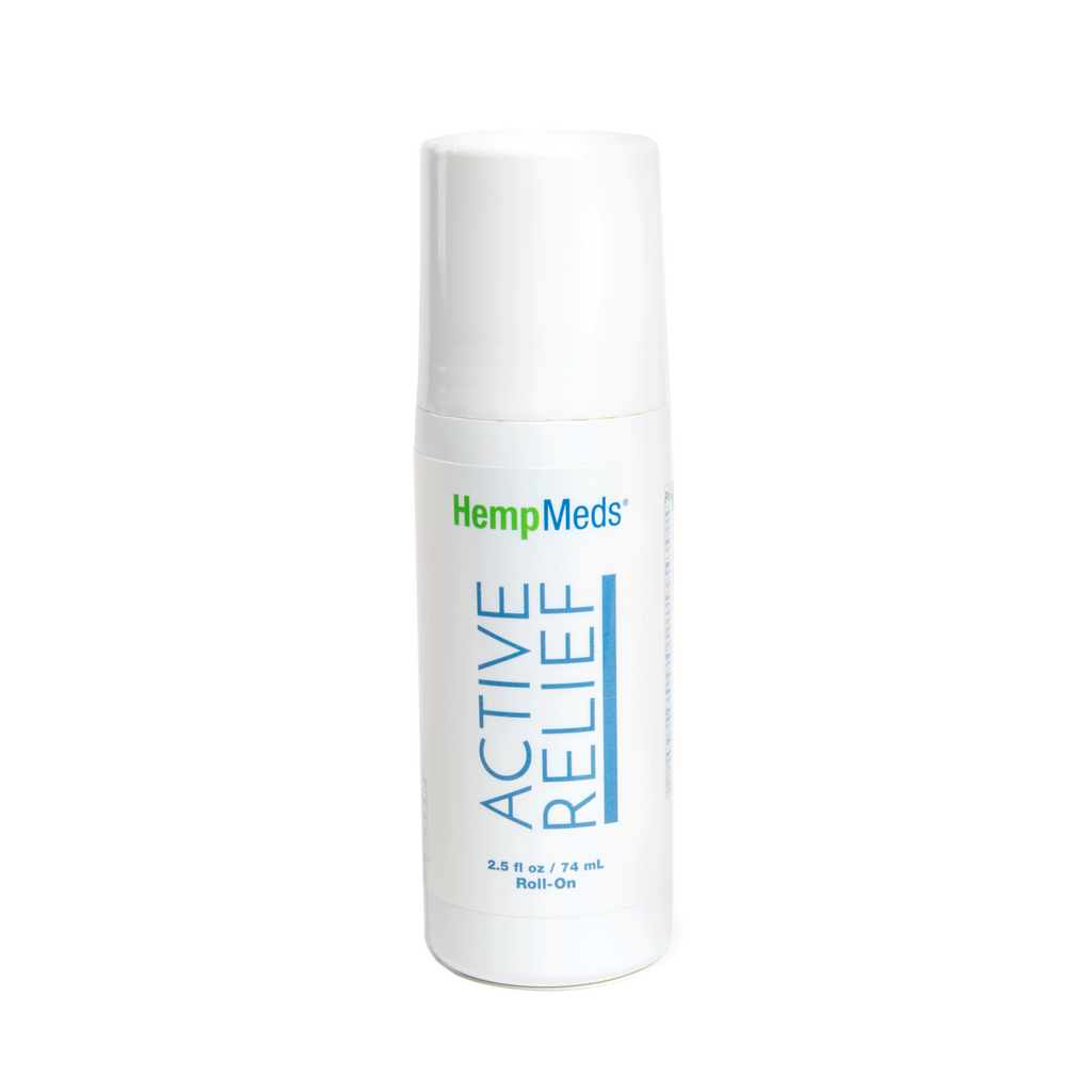 HempMeds Active Relief Roll-On