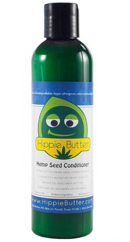 Hippie Butter Hemp Oil Conditioner