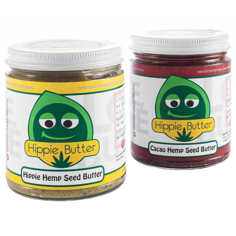 Hippie Butter Gourmet Hemp Seed Butter Bundle