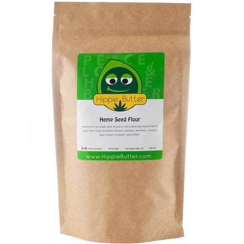Hippie Butter Hemp Seed Flour