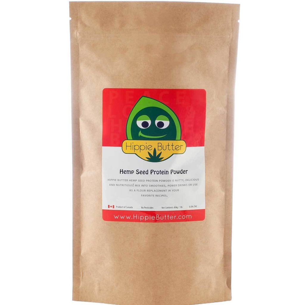 Hippie Butter Hemp Seed Protein Powder