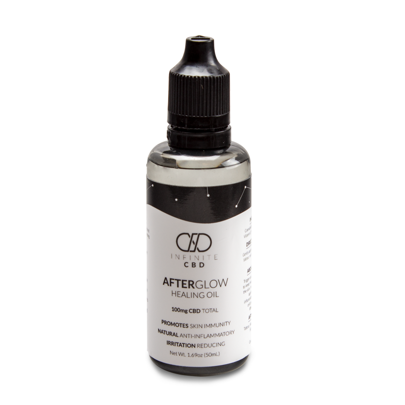 Infinite CBD Afterglow Healing Oil