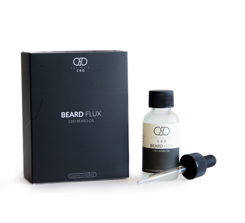 Infinite CBD Beard Flux, CBD Beard Oil