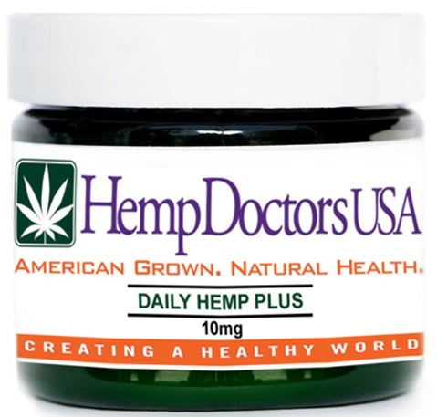 Hemp Doctors USA 10mg Pet Capsules