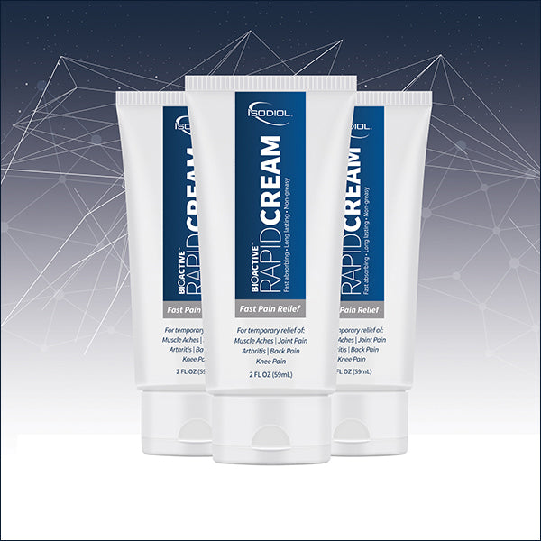 Isodiol Bioactive Rapid Cream