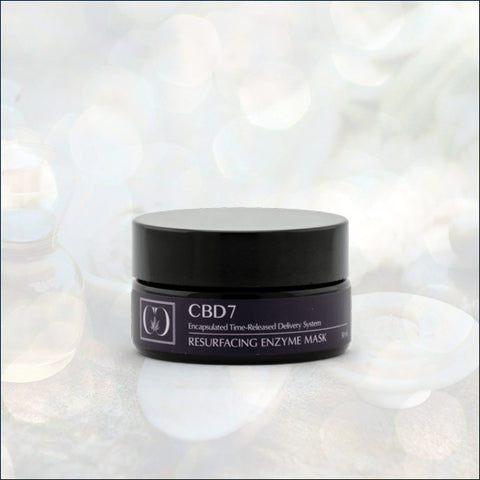 Isodiol CannaCeuticals Resurfacing Enzyme Mask