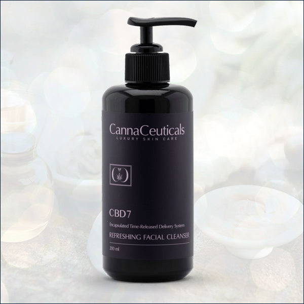 Isodiol CannaCeuticals Refreshing Facial Cleanser