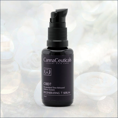 Isodiol CannaCeuticals Regenerating 7 Serum