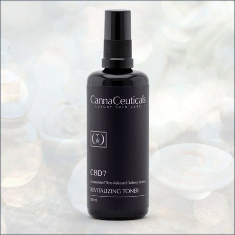 Isodiol CannaCeuticals Revitalizing Toner