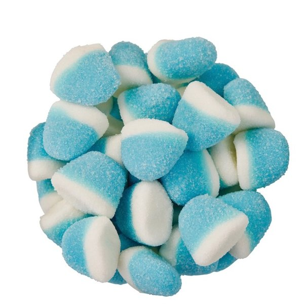 JGO 250mg CBD Blue Raspberry Puff Gummies