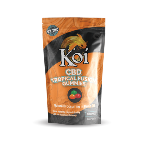 Koi CBD Gummies 100mg