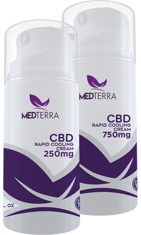 Medterra CBD Topical Cooling Cream