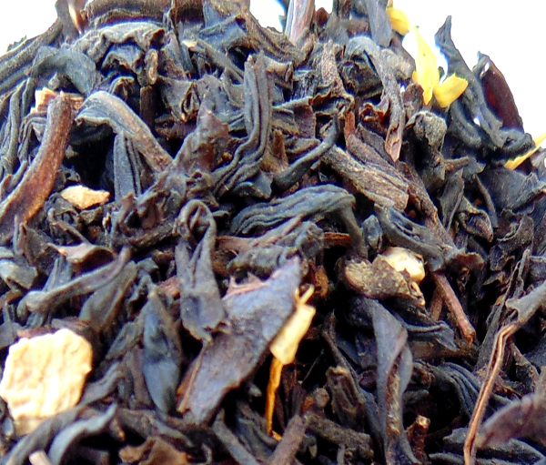 CBD Infused Tea - Peachy Ginger Black