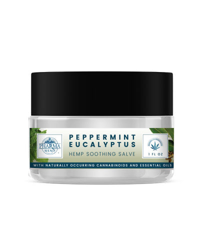 Pharma Hemp CBD Peppermint Eucalyptus Soothing Salve 150mg