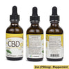 Image of Plus CBD Oil  Gold Formula Hemp Drops 250-750mg CBD
