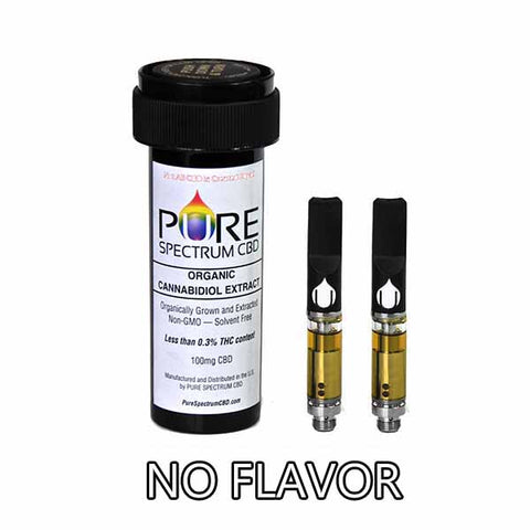 Pure Spectrum CBD Honey Oil (450mg) 22% CBD Vape Cartridges