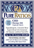 Image of Pure Ratios CBD Topical Hemp Patch
